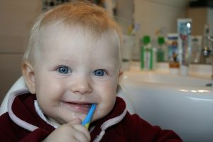 What Age Should a Child Go to The Dentist for The First Time
